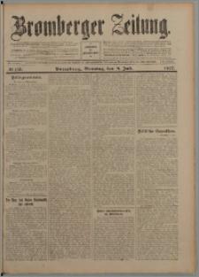 Bromberger Zeitung, 1907, nr 158