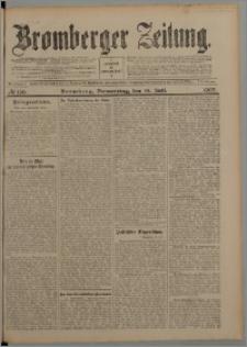 Bromberger Zeitung, 1907, nr 166
