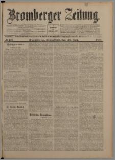 Bromberger Zeitung, 1907, nr 168