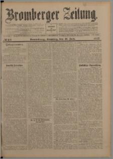 Bromberger Zeitung, 1907, nr 169