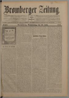 Bromberger Zeitung, 1907, nr 172