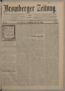 Bromberger Zeitung, 1907, nr 175