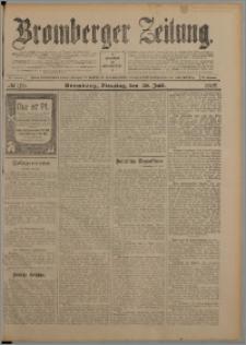 Bromberger Zeitung, 1907, nr 176