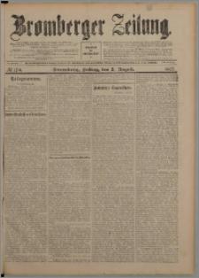 Bromberger Zeitung, 1907, nr 179