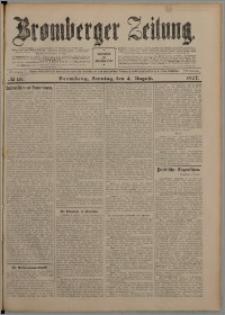 Bromberger Zeitung, 1907, nr 181