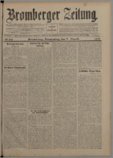 Bromberger Zeitung, 1907, nr 184