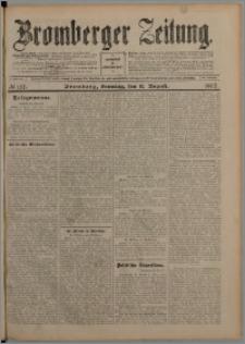 Bromberger Zeitung, 1907, nr 187
