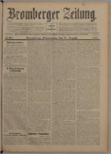 Bromberger Zeitung, 1907, nr 190
