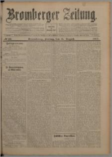 Bromberger Zeitung, 1907, nr 191