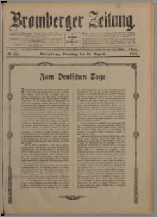 Bromberger Zeitung, 1907, nr 193