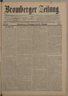 Bromberger Zeitung, 1907, nr 194