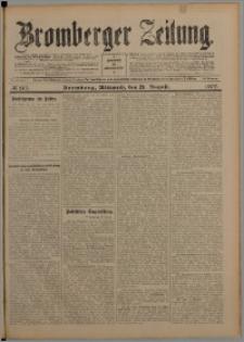 Bromberger Zeitung, 1907, nr 195