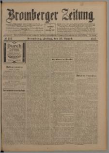 Bromberger Zeitung, 1907, nr 197