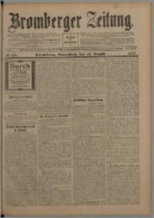 Bromberger Zeitung, 1907, nr 198