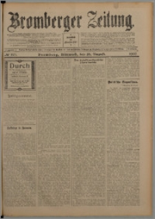 Bromberger Zeitung, 1907, nr 201
