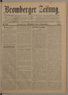 Bromberger Zeitung, 1907, nr 207
