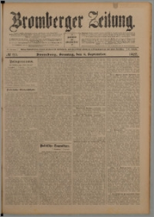 Bromberger Zeitung, 1907, nr 211