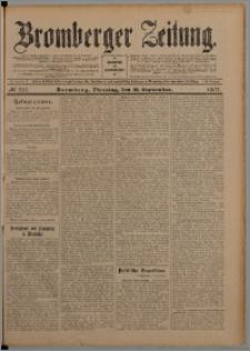 Bromberger Zeitung, 1907, nr 212