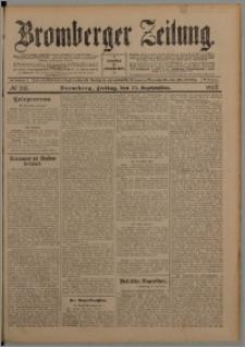 Bromberger Zeitung, 1907, nr 215