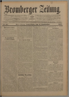 Bromberger Zeitung, 1907, nr 216
