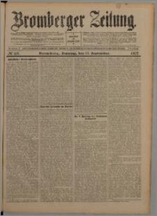 Bromberger Zeitung, 1907, nr 217