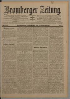 Bromberger Zeitung, 1907, nr 219