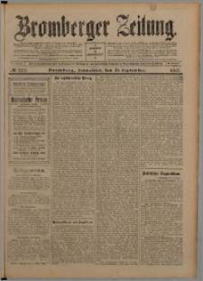 Bromberger Zeitung, 1907, nr 222