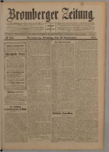Bromberger Zeitung, 1907, nr 223