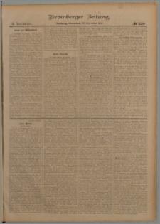 Bromberger Zeitung, 1907, nr 228