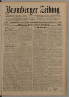 Bromberger Zeitung, 1907, nr 229