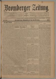 Bromberger Zeitung, 1907, nr 240