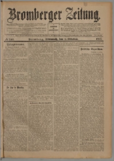 Bromberger Zeitung, 1907, nr 243