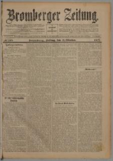Bromberger Zeitung, 1907, nr 245