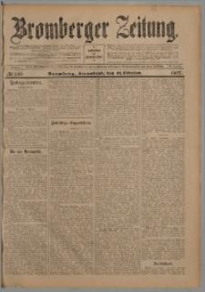 Bromberger Zeitung, 1907, nr 246