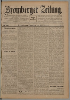 Bromberger Zeitung, 1907, nr 248