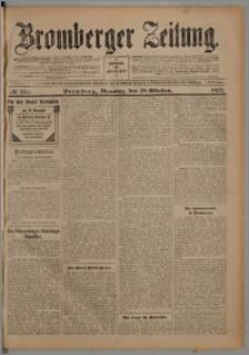 Bromberger Zeitung, 1907, nr 254