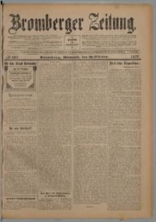 Bromberger Zeitung, 1907, nr 255