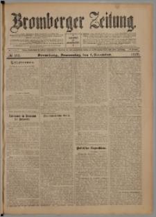 Bromberger Zeitung, 1907, nr 262