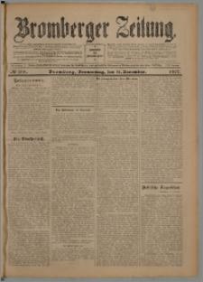 Bromberger Zeitung, 1907, nr 268