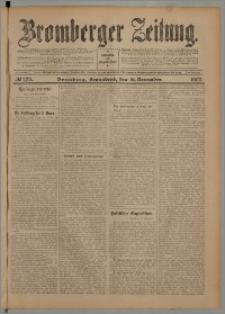 Bromberger Zeitung, 1907, nr 270