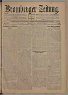 Bromberger Zeitung, 1907, nr 274