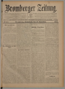Bromberger Zeitung, 1907, nr 275