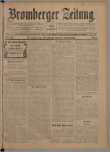 Bromberger Zeitung, 1907, nr 276