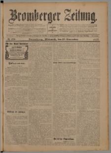 Bromberger Zeitung, 1907, nr 278