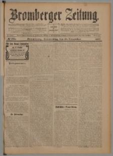 Bromberger Zeitung, 1907, nr 279