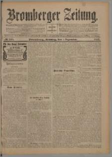 Bromberger Zeitung, 1907, nr 282