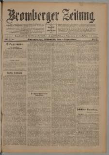 Bromberger Zeitung, 1907, nr 284