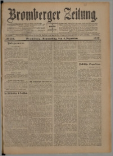 Bromberger Zeitung, 1907, nr 285