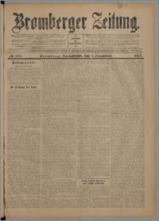 Bromberger Zeitung, 1907, nr 287