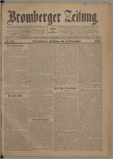 Bromberger Zeitung, 1907, nr 292